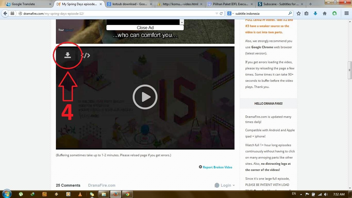 Tutorial download via dramafire melalui pc dunia niita 3 stopboris Choice Image