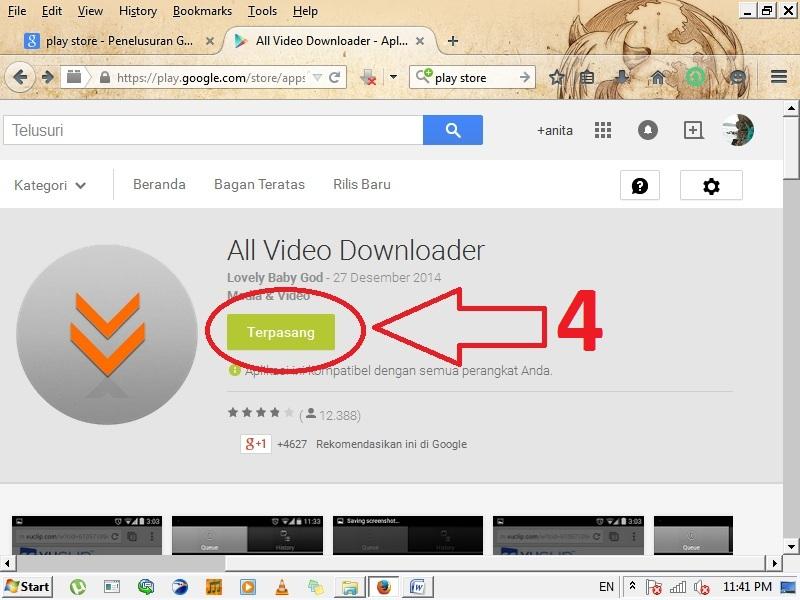 cara download youku